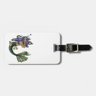 Daydream Mermaid Tags For Bags