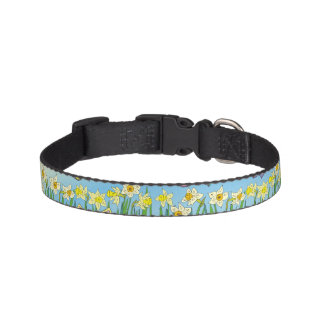 Daydream of the Daffodil Tabby Pet Collar