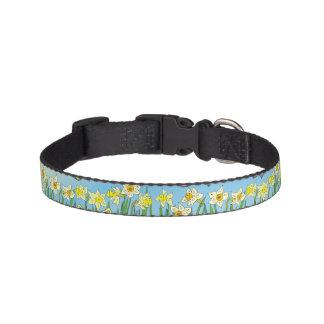 Daydream of the Daffodil Tabby Pet Collar