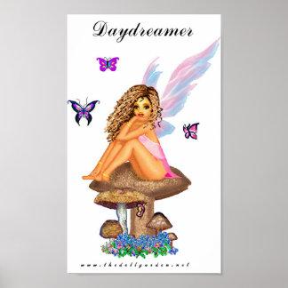 Daydreamer faery print