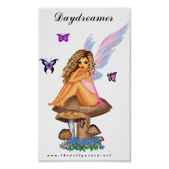 Daydreamer faery poster