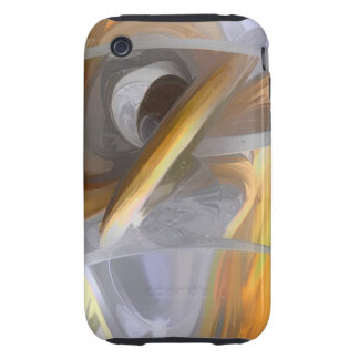 Daydreamers Pastel Abstract Tough iPhone 3 Cover