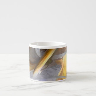 Daydreamers Pastel Abstract Espresso Cup