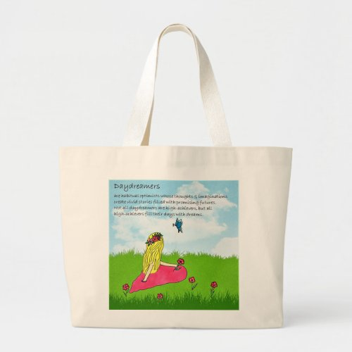 Daydreamers Tote Bag