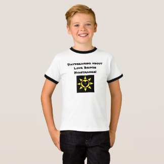 Daydreaming about Love Brings Nightmares p139 T-Shirt