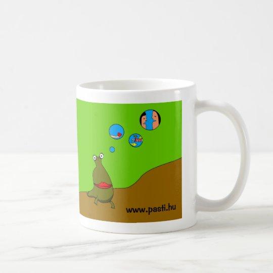 Daydreaming mudskipper coffee mug