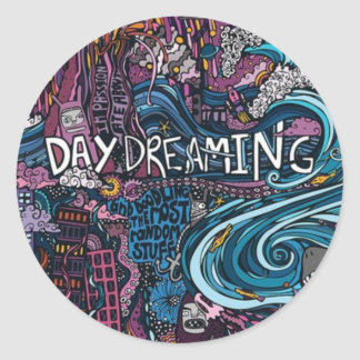 daydreaming stickers