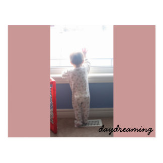 daydreaming: the series postcard