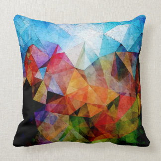 Daydreaming Under Blue Skies Throw Pillows