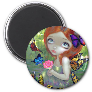 """""""Daydreams and Frogs"""" Magnet"""