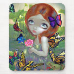 """""""Daydreams and Frogs"""" Mousepad"""