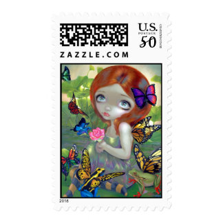 """""""Daydreams and Frogs"""" Stamp"""