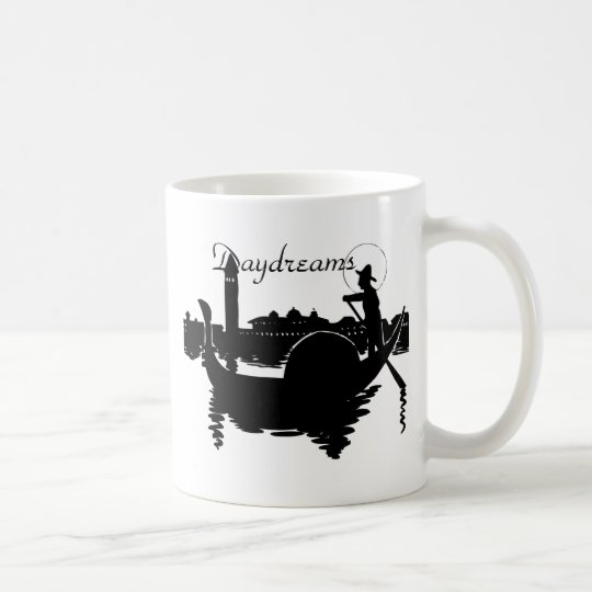 Daydreams/Gondolier Coffee Mug