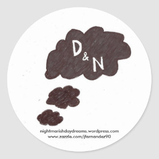 Daydreams & Nightmares Logo Sticker Pack