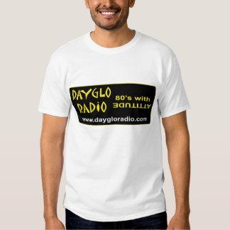 Dayglo Radio T-Shirt 101