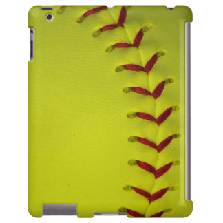 Dayglo Yellow Softball