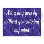 daygoesby greeting card