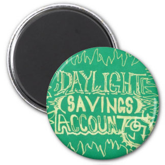 daylight post-it inverted magnet