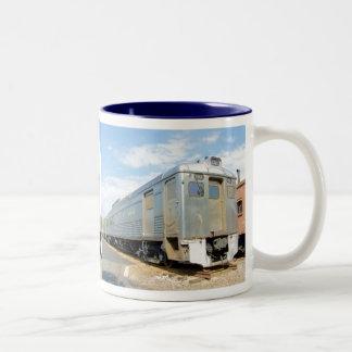 Daylight Speedliner RDC #1961 Coffee Mugs