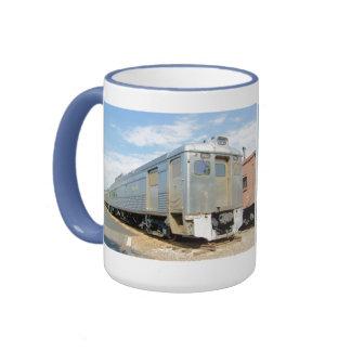Daylight Speedliner RDC #1961 Ringer Mug