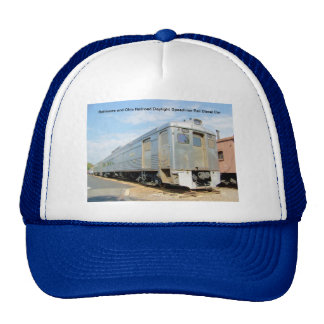 Daylight Speedliner RDC #1961 Trucker Hat
