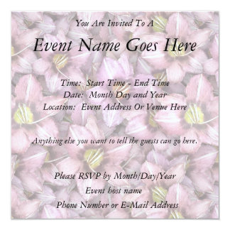 Daylilies Everywhere Personalized Announcements
