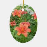 daylilies hermosos adornos de navidad