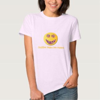 Daylilies Make Me Happy! T-Shirt