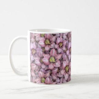 Daylilies por todas partes taza