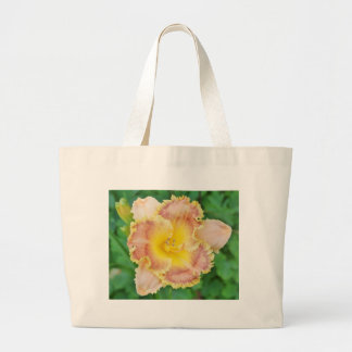 Daylily, a new Beauty! Large Tote Bag