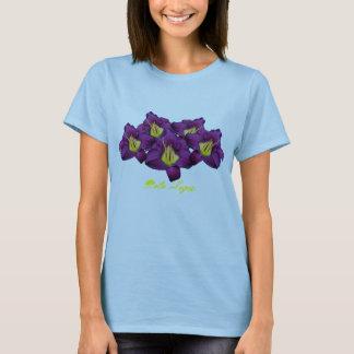 Daylily 'Bela Lugosi' T-Shirt