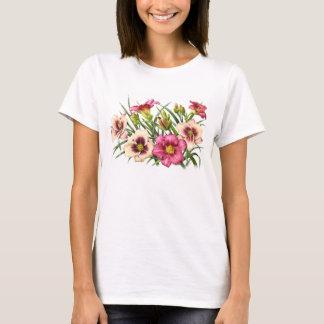 Daylily Bouquet Rubies T-Shirt