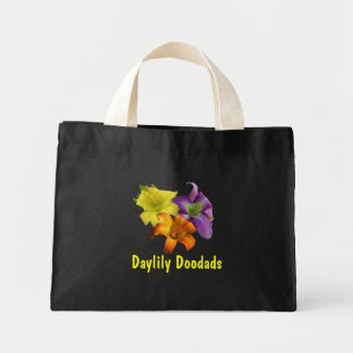 Daylily Doodads Tiny Tote Tote Bags