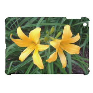 "DAYLILY ""Downey"" Gold Duo --- iPad Mini Case"