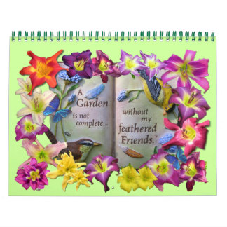 Daylily Garden Calendar