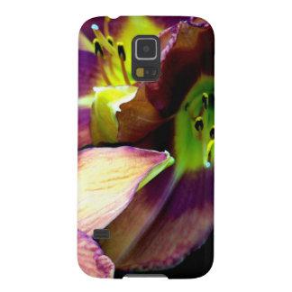 Daylily Grouping Galaxy S5 Case
