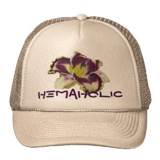 Daylily Hemaholic Cap Trucker Hat