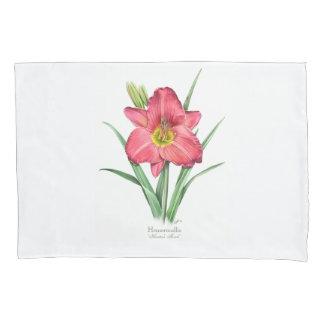 Daylily - Hunter's Torch Pillowcase