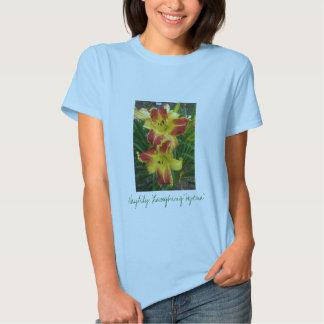 Daylily 'Laughing Hyena' T-Shirt