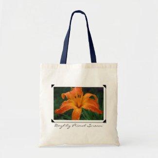 Daylily 'Primal Scream' Bag bag