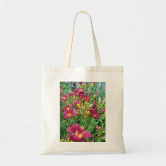 Daylily Totebag Tote Bag