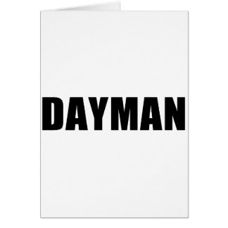 Dayman - Fighter of the Nightman Card