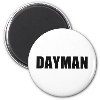 Dayman - Fighter of the Nightman 2 Inch Round Magnet