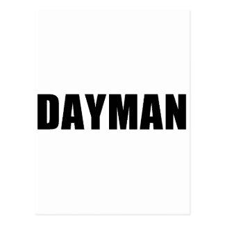 Dayman - Fighter of the Nightman Postcard