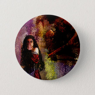 DAYMARE ~ THE OGRE PINBACK BUTTON