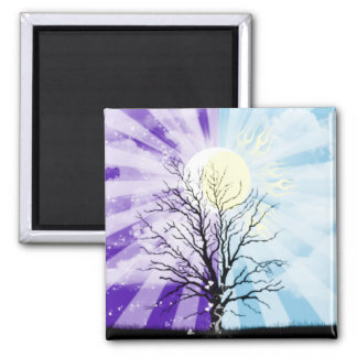 daynight 2 inch square magnet