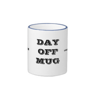 DAYOFF EARTH,COLLECTIONS MUGS