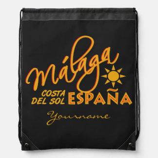 Daypack de encargo del color de Málaga España Mochilas