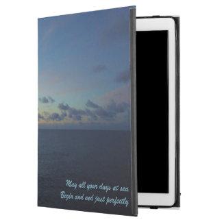Days at Sea Custom iPad Pro Case