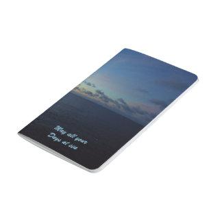Days at Sea Custom Journal